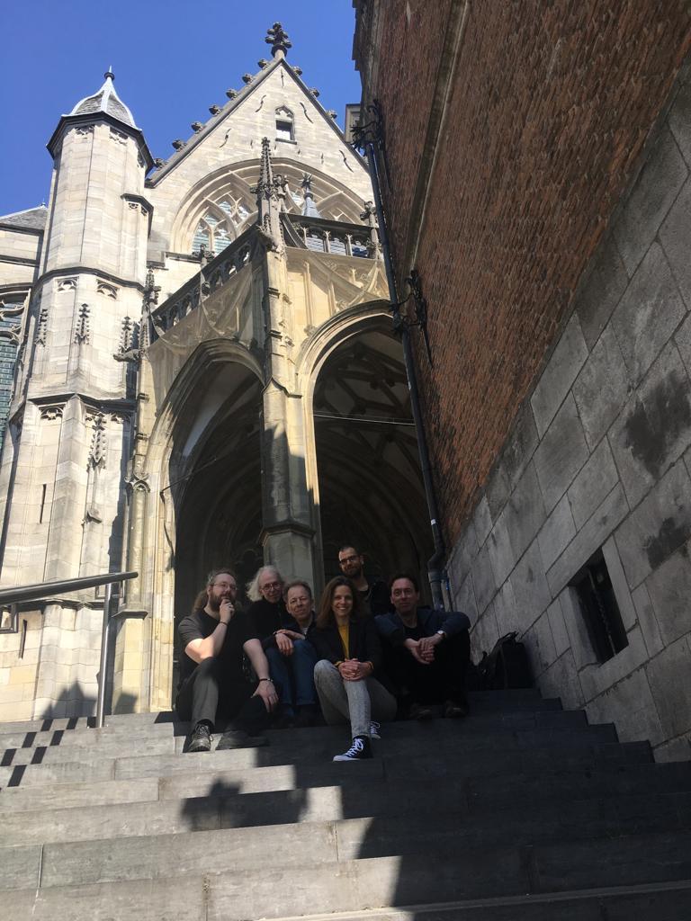 Stevenskerk Nijmegen en de deelnemende kunstenaars