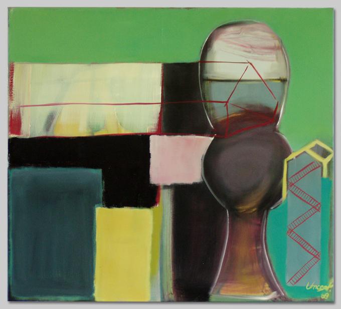 Schilderij van Vincent Boelaarts